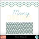Chevron_christmas_greeting_card_template_small