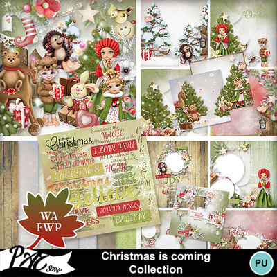 Patsscrap_christmas_is_coming_pv_collection