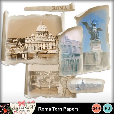 Roma_torn_paper