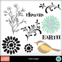 Earth_laughs_framable_designer_template_small