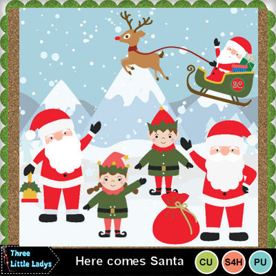 Here_comes_santa_preview-tll