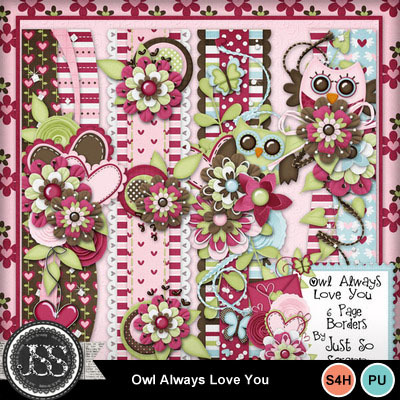 Owl_always_love_you_page_borders