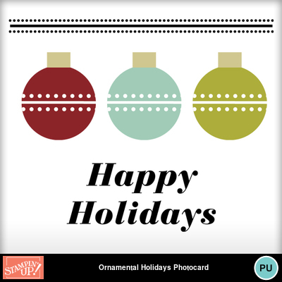 Ornamental_holidays_photocard_template