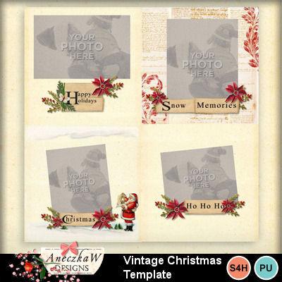 Vintage_christmas_template