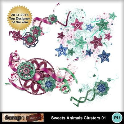 Sweets_animals_cluster_01