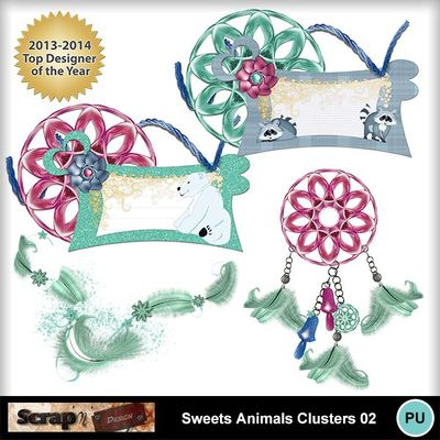 Sweets_animals_cluster_02