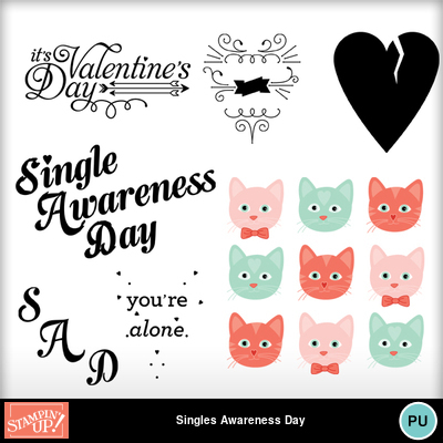 Singles_awareness_day_greeting_card_templates