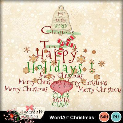 Wordartchristmas