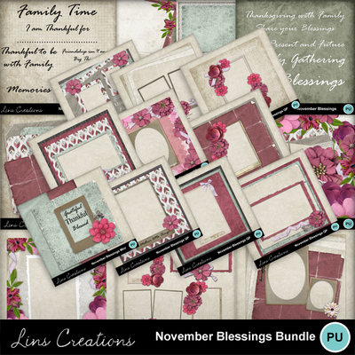 Novemberblessingsbundle
