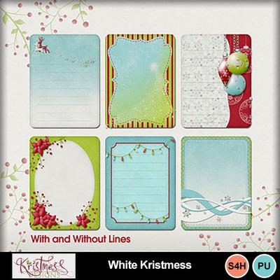 Whitekristmess_journalcards