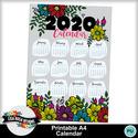 Lisarosadesigns_2020printablecalendar_small