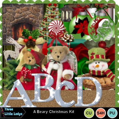 A_beary_christmas_kit--tll