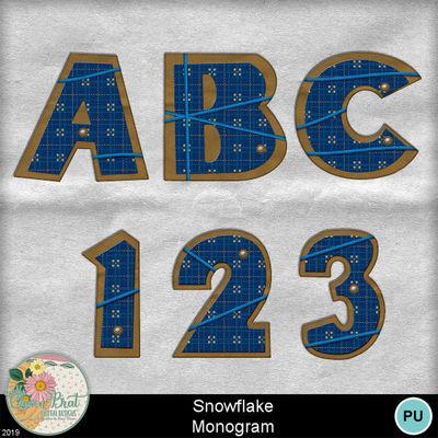 Snowflake_monogram