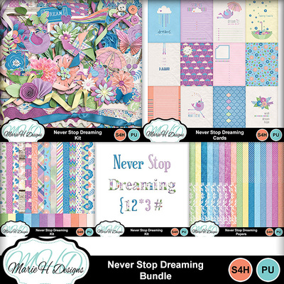 Never_stop_dreaming_bundle