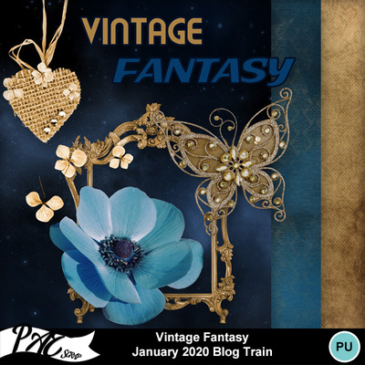 Patsscrap_vintage_fantasy_pv_blogtrain_january_2020