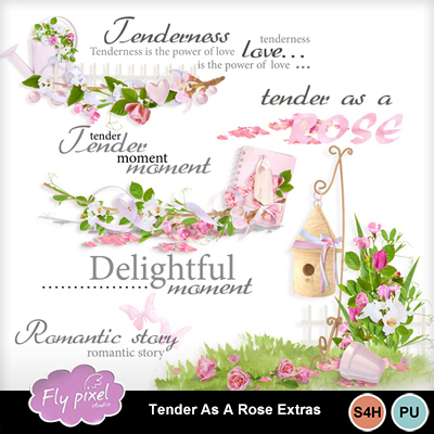 Tender_as_a_rose_extras
