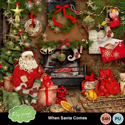 When_santa_comes