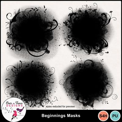 Beginnings_masks