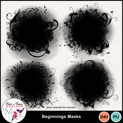 Beginnings_masks