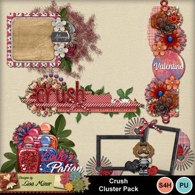 Crushclusters