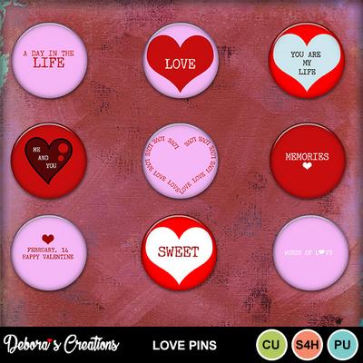 Love_pins