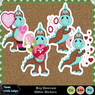 Boy_dinosaur_glitter_stickers-tll