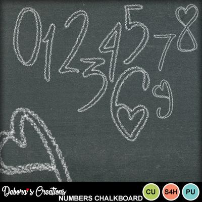 Numbers_chalkboard
