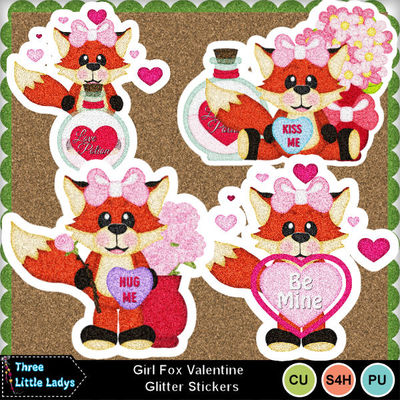 Girl_fox_stickers-tll