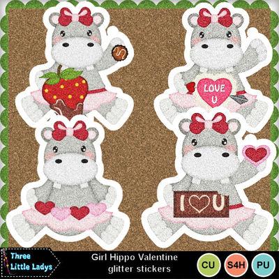Hippo_girl_valentine_glitter_sticker-tll