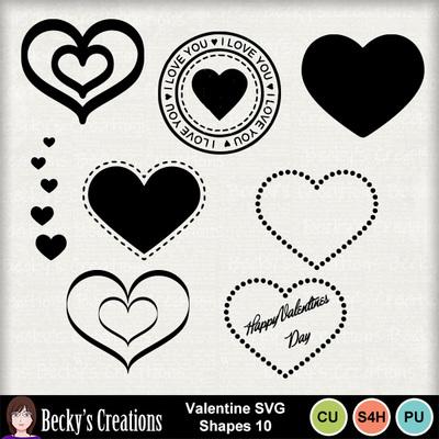 Valentine_svg_shapes_10