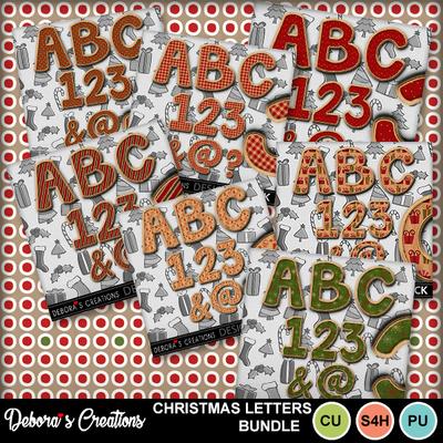 Christmas_letters_bundle