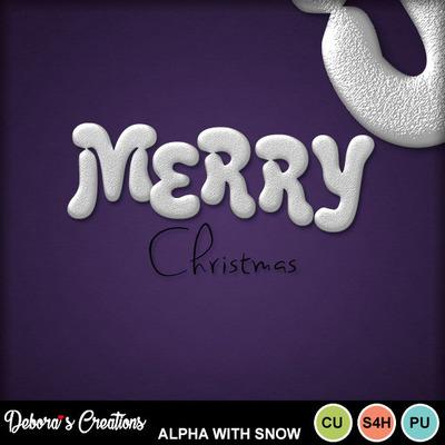 Alpha_with_snow
