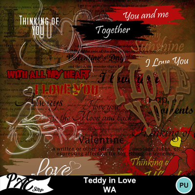 Patsscrap_teddy_in_love_pv_wa