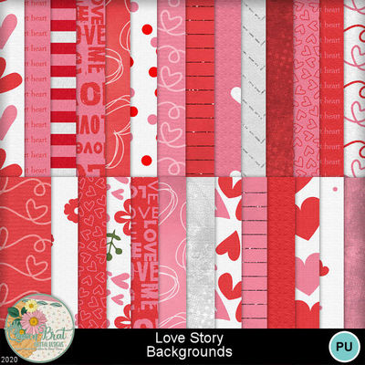 Lovestory_backgrounds