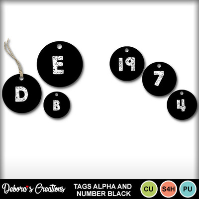Tags_alpha_and_numbers_black