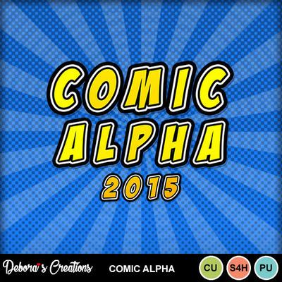 Comic_alpha