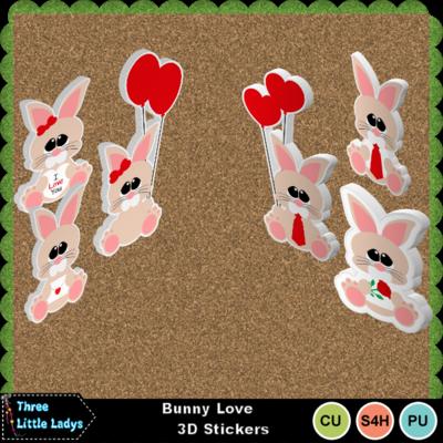 Bunnylove_3d_stickers-tll