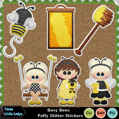 Busy_bee_glitter_puffy_stickers-tll
