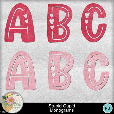 Stupidcupid_monograms