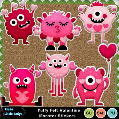 Puffy_felt_monster_stickers--tll