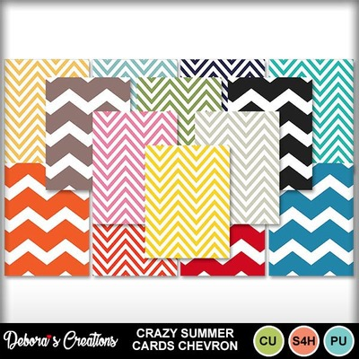 Crazy_summer_cards_chevron