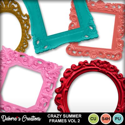 Crazy_summer_frames_vol_2