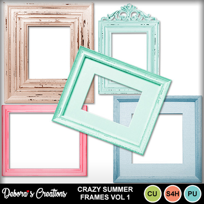 Crazy_summer_frames_vol_1