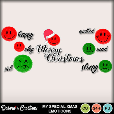 My_special_xmas_emoticons