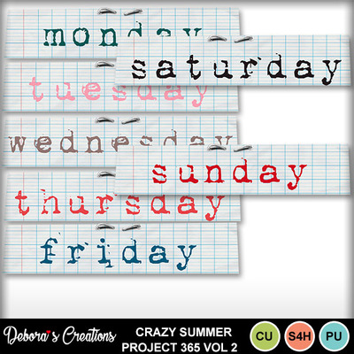 Crazy_summer_project_365_vol_2