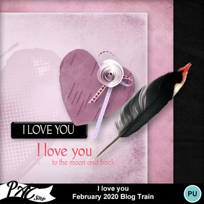 Patsscrap_i_love_you_pv_blogtrain_february_2020