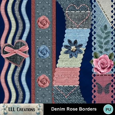 Denim_rose_borders-01