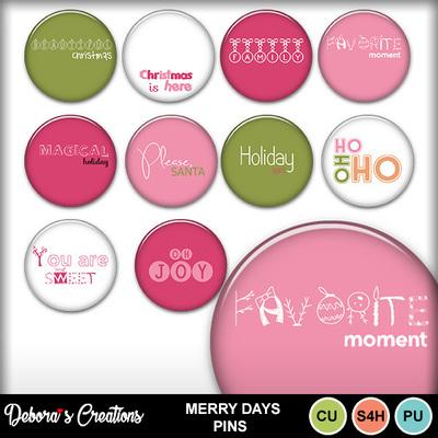 Merry_days_pins