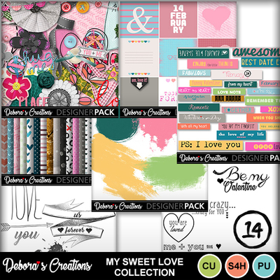My_sweet_love_collection