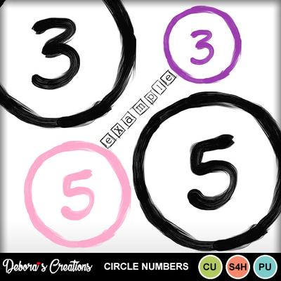 Circle_numbers